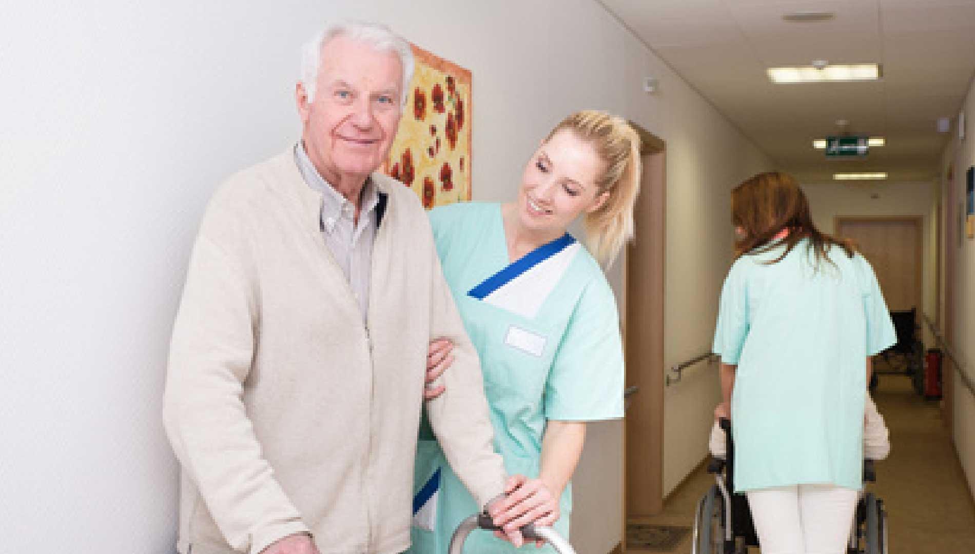 Fachkraft für Pflegeassistenz  (m/w)