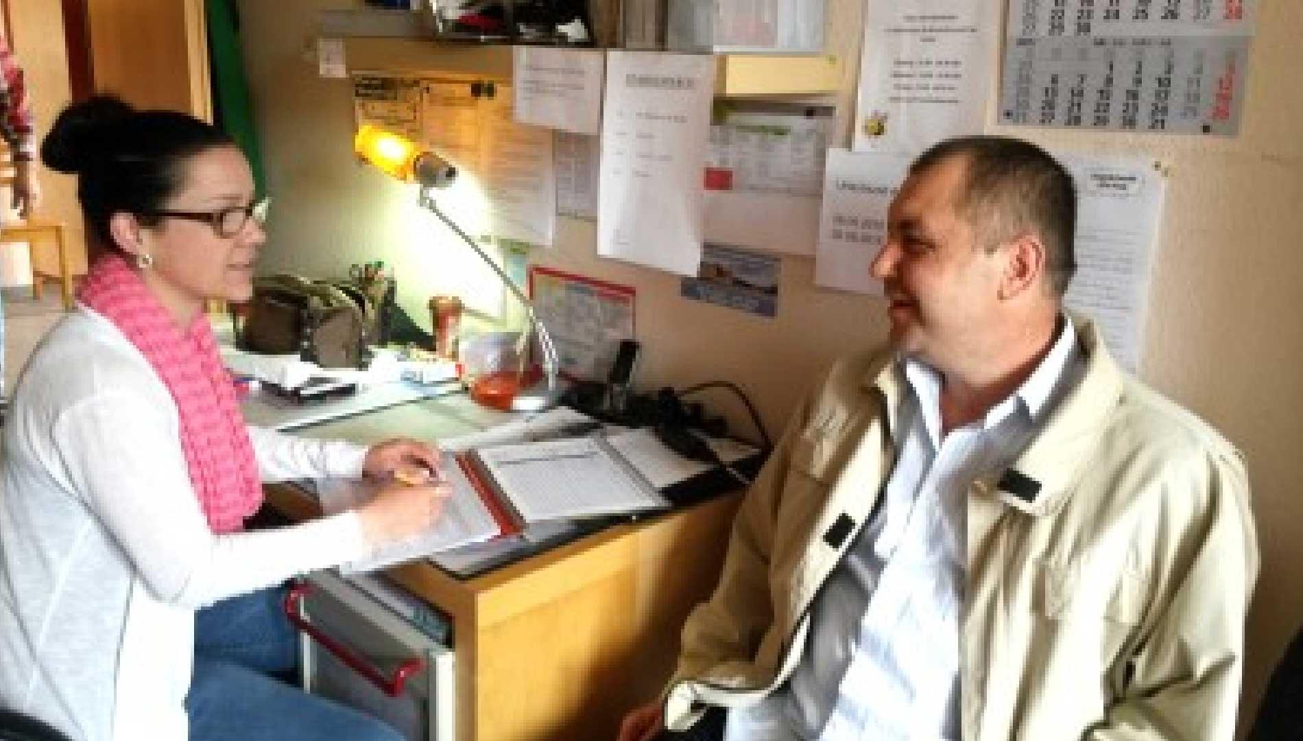 Soziale Arbeit im Fachpflegezentrum Diligenzia Polle